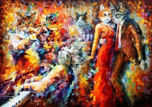 Afremov by Regina3
