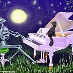 Sceletons, bones