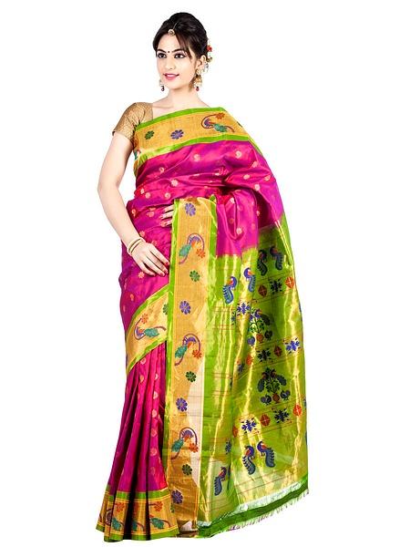 Paithani_sarees by OnlyPaithani