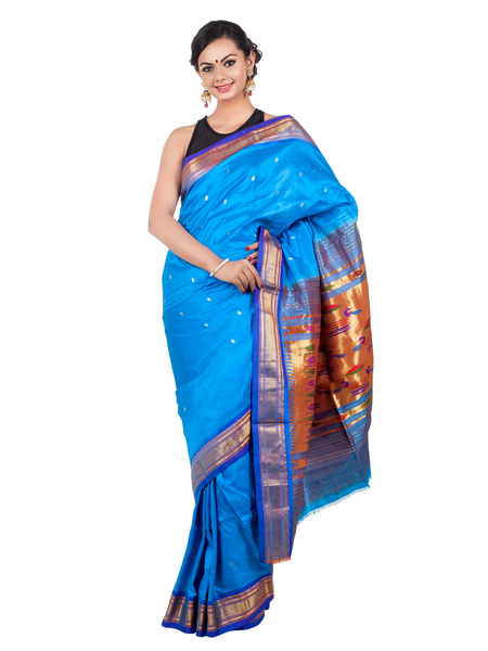 Traditional_paithani_saree by OnlyPaithani
