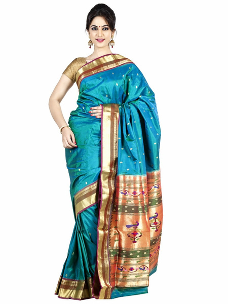 Saree_for_Wedding by OnlyPaithani