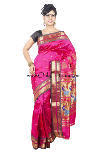 Paithani_saree_online_shopping by OnlyPaithani