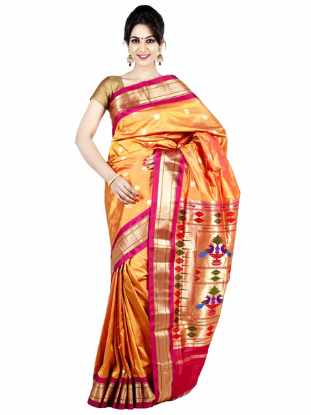 Online_Wedding_Sarees by OnlyPaithani