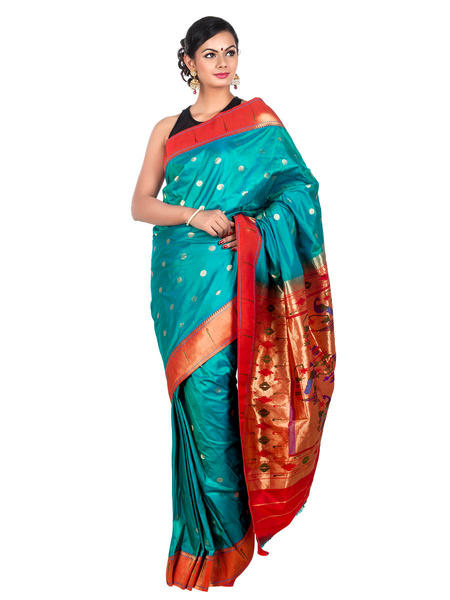 Handloom_wedding_sarees by OnlyPaithani