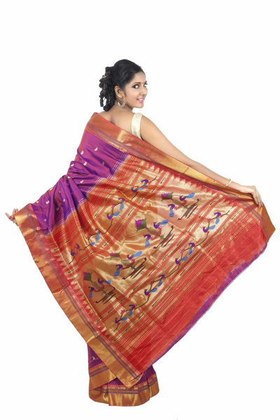 Designer_Sarees_Online by OnlyPaithani