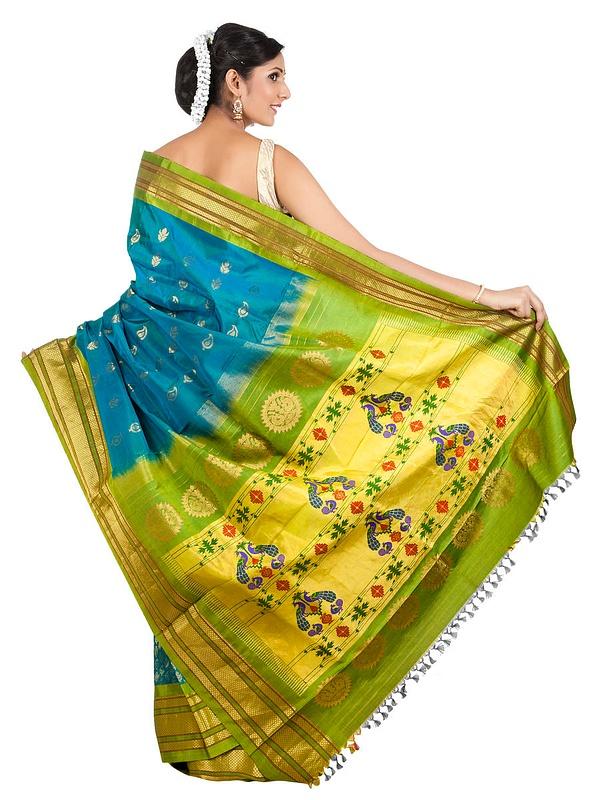 Designer_paithani_sarees