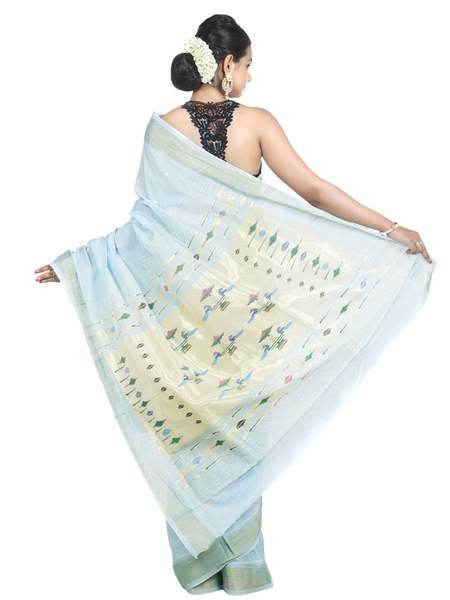 Cotton_paithani_sarees