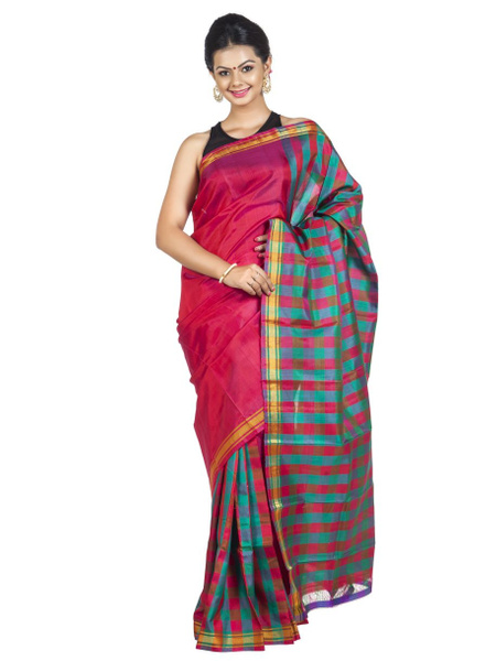 kanjivaram_silk_sarees by OnlyPaithani