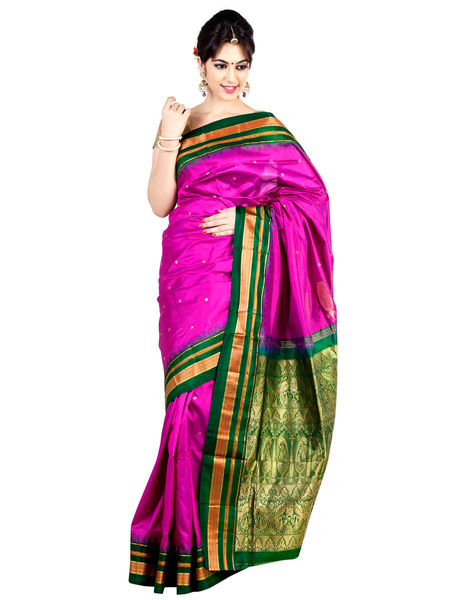 Irkal_saree by OnlyPaithani
