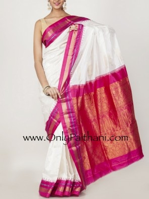Handloom_silk_sarees by OnlyPaithani