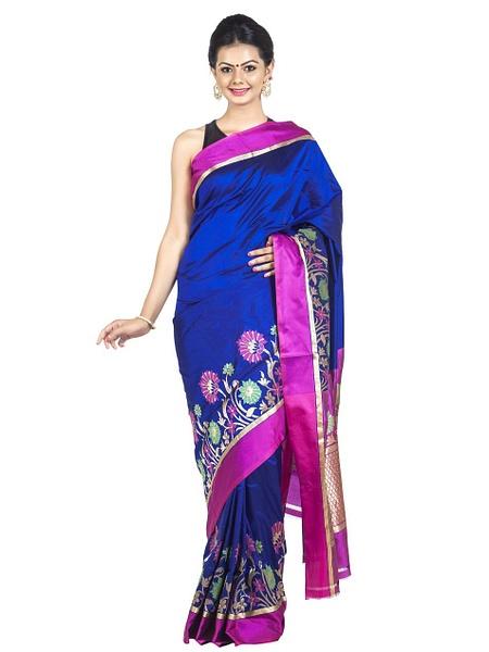 Banarasi_silk_sarees_online_shopping by OnlyPaithani
