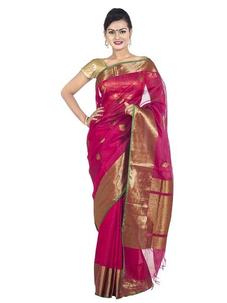 Banarasi_handloom_saree by OnlyPaithani