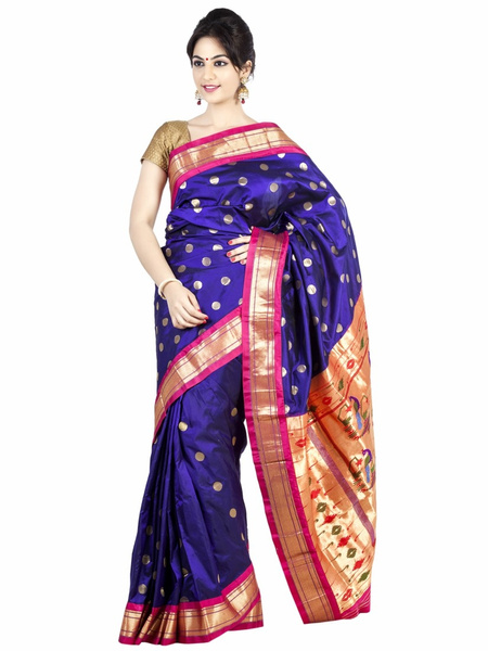 Traditional_Wedding_Sarees by OnlyPaithani