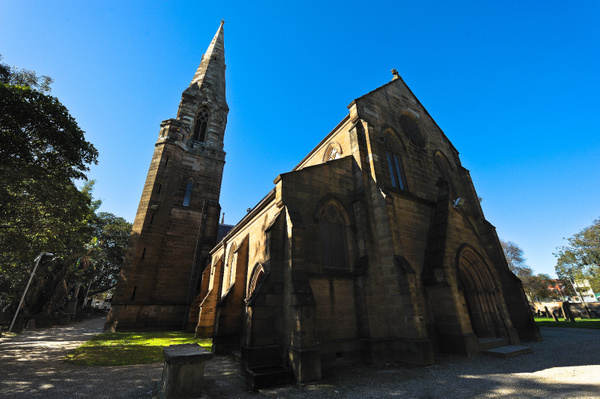 St Stephens by ben morgan