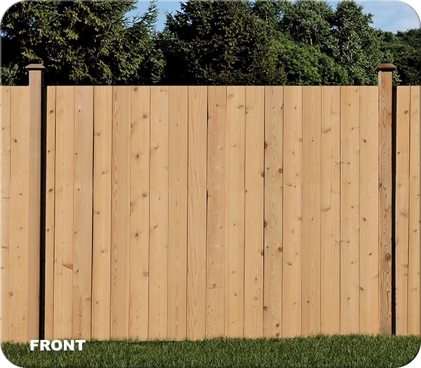 Simple Fence by MarkLacroix