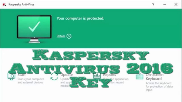 kaspersky antivirus upgrade by JackySntlln