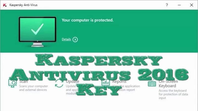 kaspersky installation