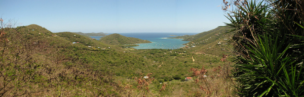 St_John_Coral_Bay_Panorma_3 by Vernon Adams