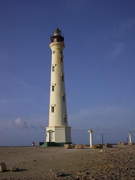 California Lighthouse by Vernon Adams