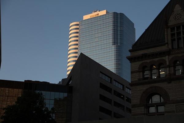 Toronto by Vernon Adams