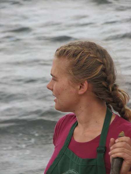 Sailing in Maine
