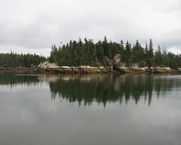 First Anchorage by Vernon Adams
