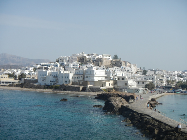 Naxos by Vernon Adams