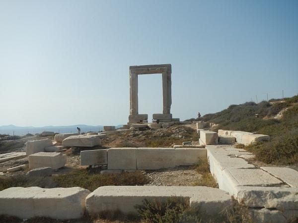 Temple to Apollo by Vernon Adams