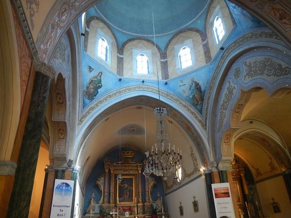 Greek Church by Vernon Adams