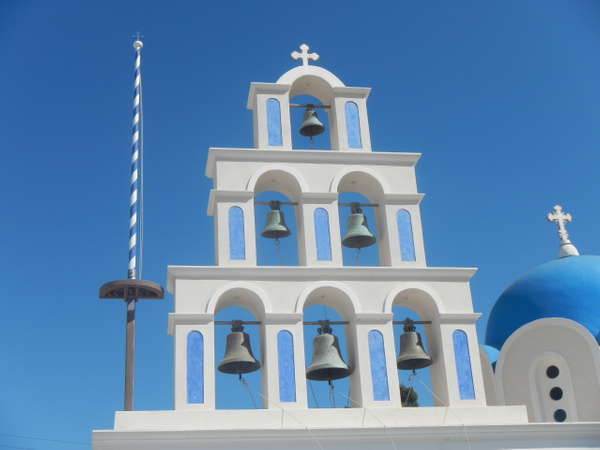 Greek Church by Vernon Adams