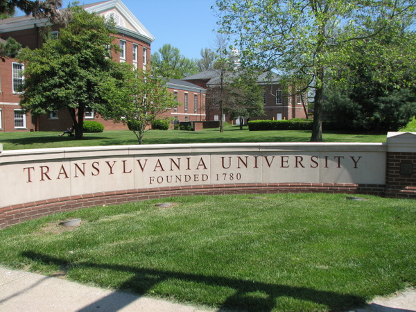 Transylvania University by Vernon Adams