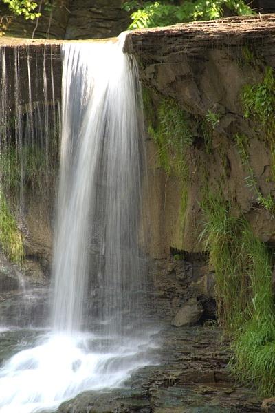Falls by Vernon Adams