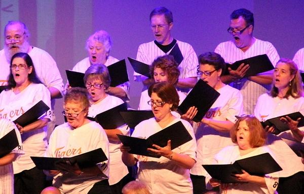 Concert by Vernon Adams