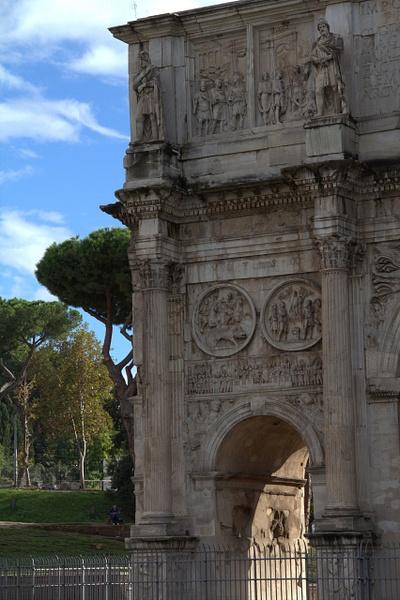 Rome by Vernon Adams