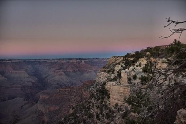 Grand Canyon by Vernon Adams