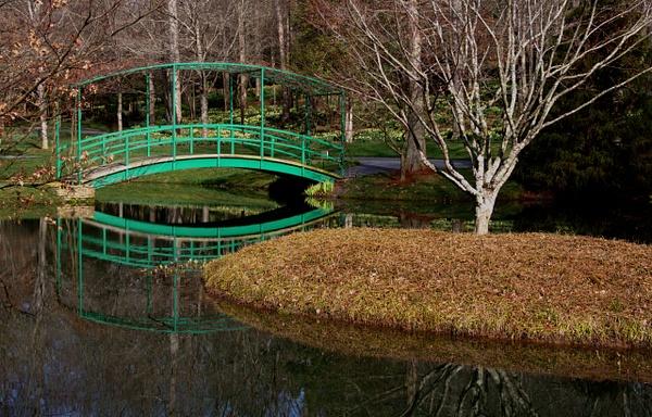 Gibbs Gardens by Vernon Adams
