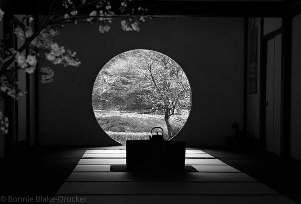Meigetsu Window, Kamakura