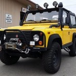 Eurobahn - Used 1997 Land Rover Defender