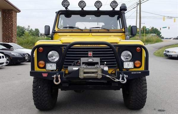 Used-1997-LandRover-Defender-ID93652402