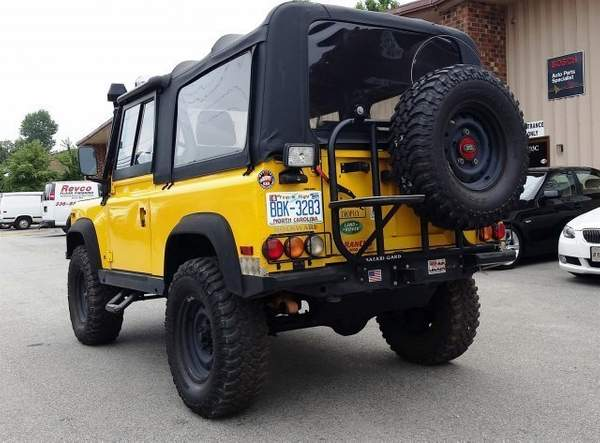 Used-1997-LandRover-Defender-ID93652400