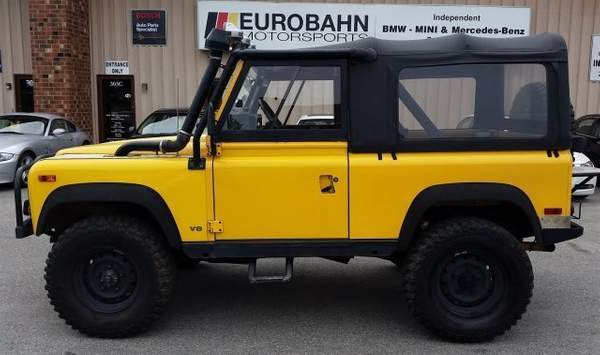 Used-1997-LandRover-Defender-ID93652399