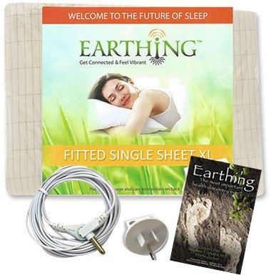EARTHING SHEETS by EarthyLiving