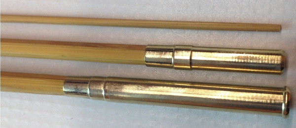 Blank Ferrules by Headwaters Bamboo Rod Co.
