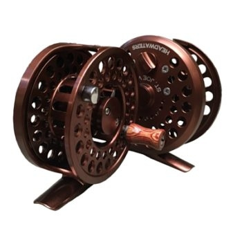 Classic Fly Reel by Headwaters Bamboo Rod Co.
