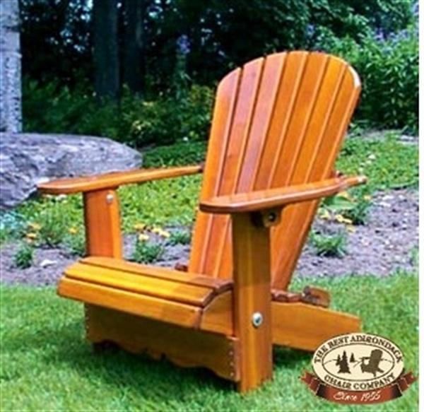 Adirondack Style Furniture by EdMacdonald