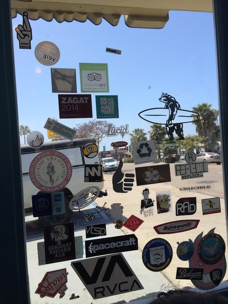 stickers_la_jolla by EmelyBianka