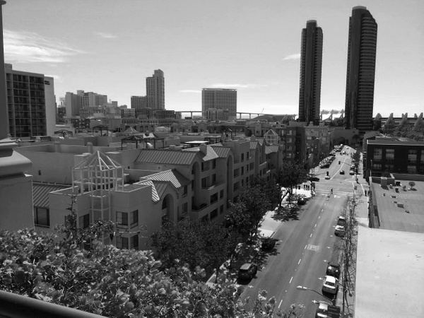 Downtown SD by EmelyBianka