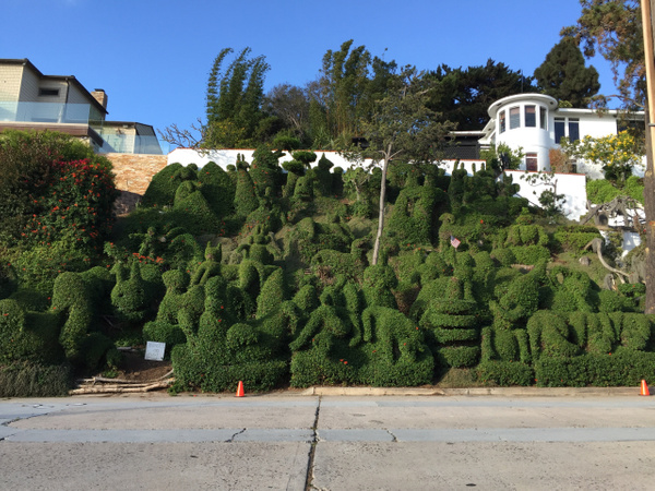 Harpers Topiary Garden by NeoFeP2
