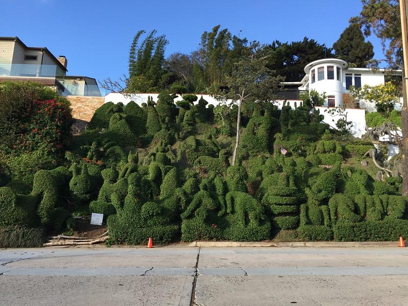Harpers Topiary Garden
