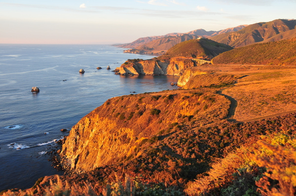 Pacific Coast by robs993